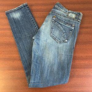 EUC Mavi Sophie Skinny Jeans
